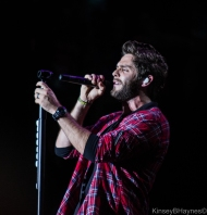 Thomas Rhett at Rock The South Festival in Cullman, Alabama 2016