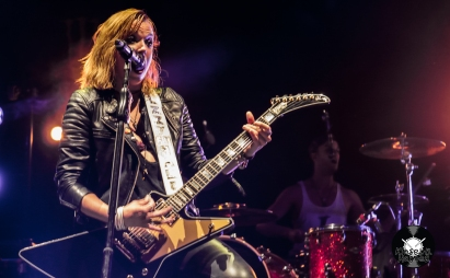 Halestorm Carnival of Madness Southaven, Mississippi 2016