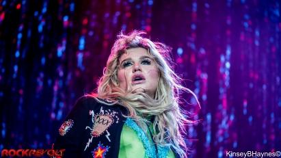 Kesha at Music Midtown in Atlanta, Georgia 2016